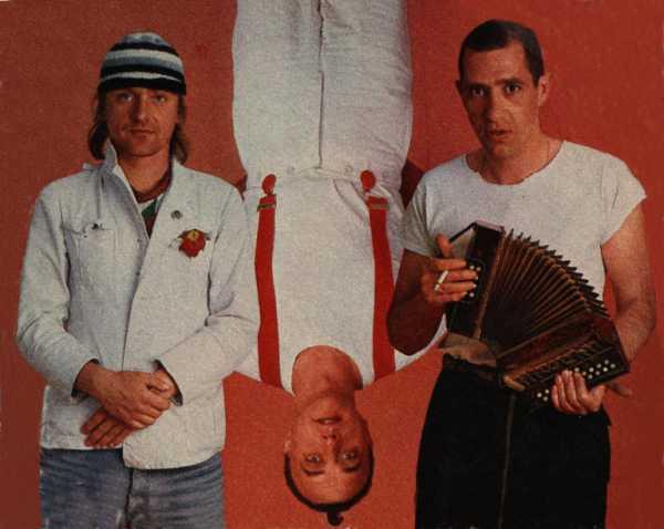 Ich will spass die band trio neue deutsche welle for Die neue deutsche welle